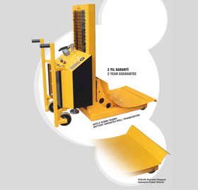 Electrical Battery System Roll Lifting Equipment