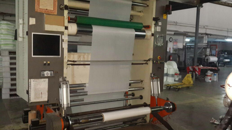 Incomak Brand, Stack Type Flexo Printing Machine